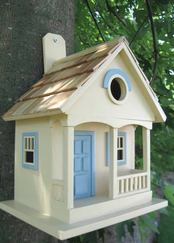 Pacific Grove Birdhouse