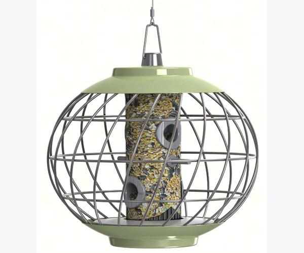 Nuttery Helix Squirrel Proof Seed Feeder