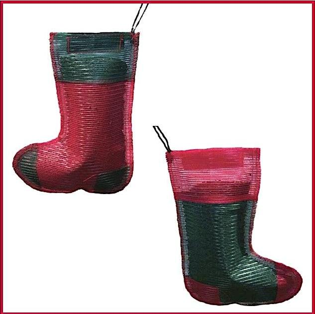 Holiday Thistle Sock Set of 2