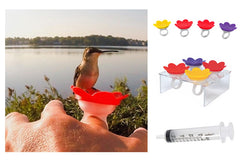 Hummer Ring Kit-Hand Feed Hummingbirds