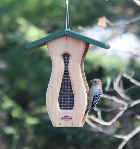 Large Capacity Peanut Bird Feeder