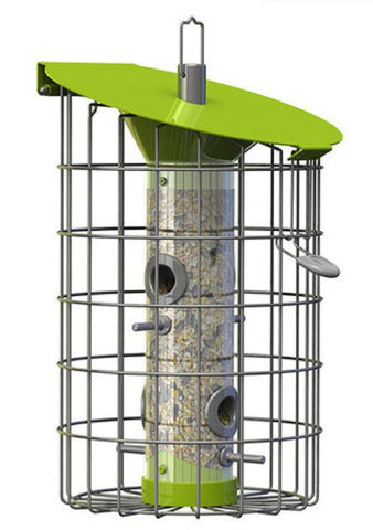 Nuttery Tall Seed Feeder