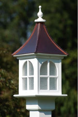 Copper Roof Light Fixture in Vinyl/PVC