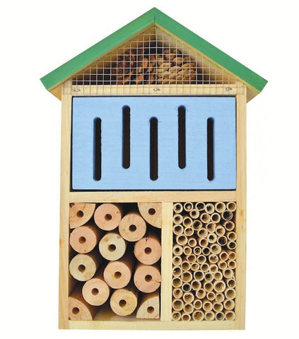 Multi-Chamber Insect House
