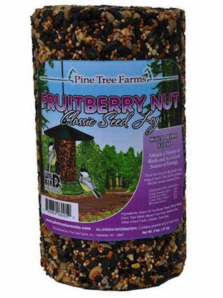 Fruit Berry Nut Seed Log-32 oz.