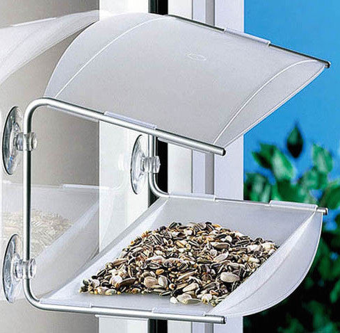 Piep Show Window Bird Feeder