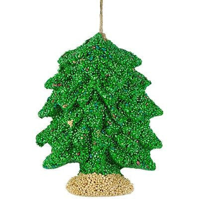Pine Tree BirdSeed Treat