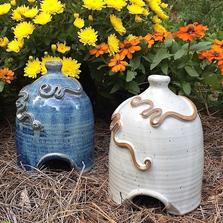 Pottery Toad House | Toad Habitat | Toad Shelter | Cool Garden Gift U2013 The  Birdhouse Chick