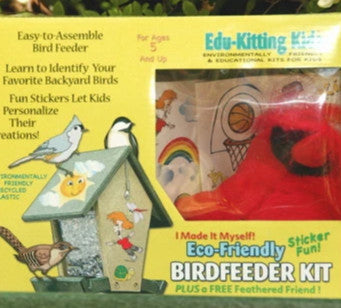 Eco Friendly Bird Feeder Kit