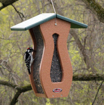 Recycled Large Capacity Peanut Bird Feeder