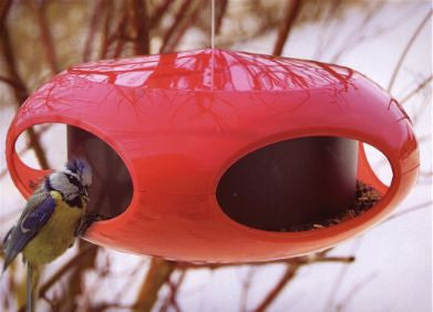 Retro Wild Bird Feeder