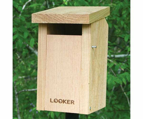 Bluebird House with Slot Entry-NABS Approved