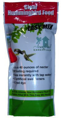 Hummingbird Clear Nectar Mix - 48 Oz.