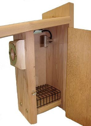 Ultimate Bluebird House with Camera-NABS Approved
