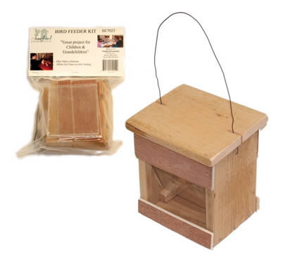 Small Bird Feeder Kit