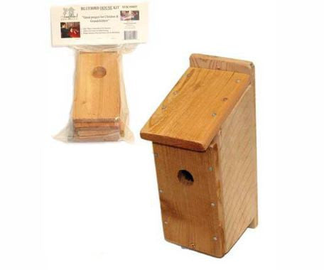 Bluebird Birdhouse Kit