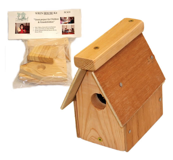 Wren Birdhouse Kit