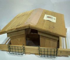 Large Capacity Deluxe Double Hopper Bird Feeder