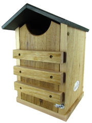 Screech Owl House with Poly Roof Option