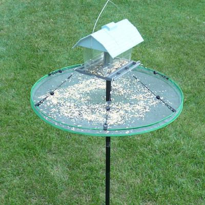 Seedhoop Seed Catcher Adjustable Seed Tray 30 Inch The