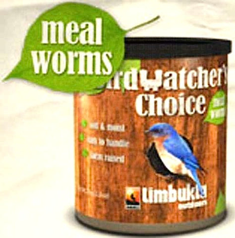 Birdwatcher's Choice Soft Mealworms