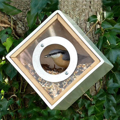 Cool Urban Bird Feeder