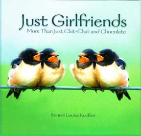 Just Girlfriends Gift Book