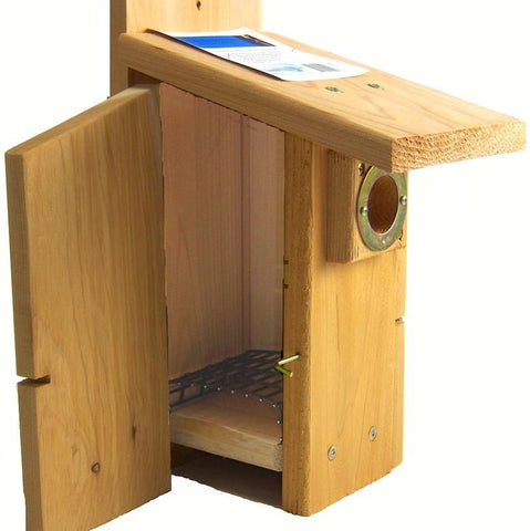 Western & Mountain Bluebird House- NABS Approved
