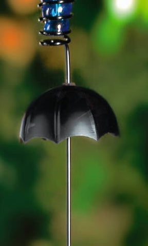 Parasol Ant Baffle for Staked Hummingbird Feeders