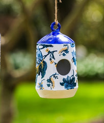 Ceramic Birdhouses