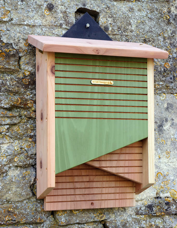 Double Chamber Bat House