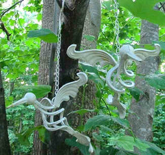 Hanging Hummingbird Garden Set