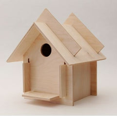 Box For the Birds Birdhouse Kit—Original