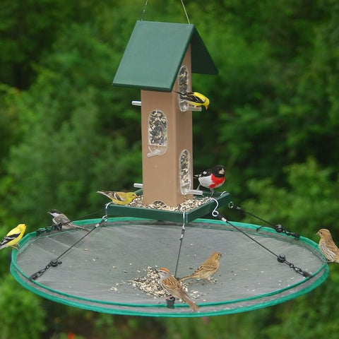 Birdseed Trays & Seed Catchers