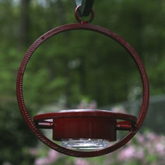 Mealworm Feeder-Red