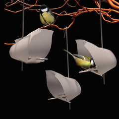 Bird Feeder Kit by Opossum Design