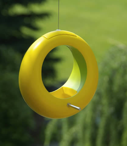 Mod Pod Bird Feeder by BirdBrain