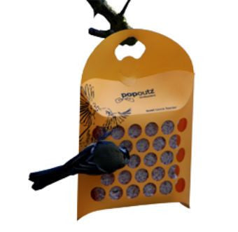 Recycled Plastic Pop-Outz Suet Feeder