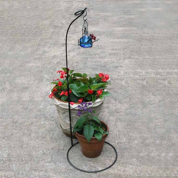 Free Standing Patio And Garden Pole 36 Inch Tall The
