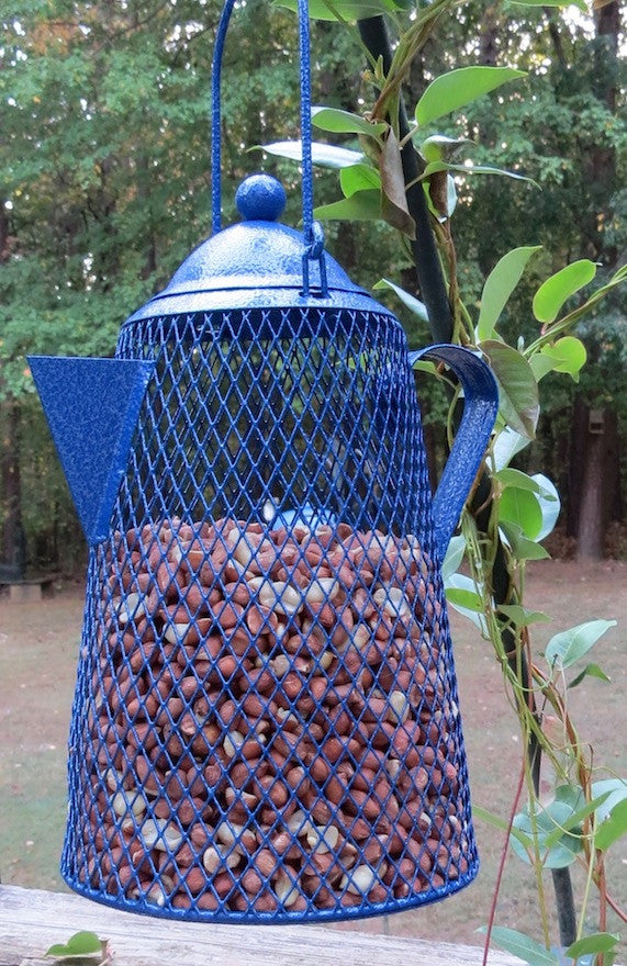 Peanut Bird Feeder for Shelled Peanuts