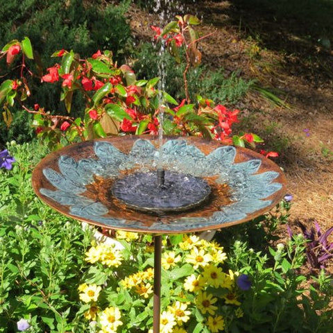 Solar Fountain Kit-One Piece