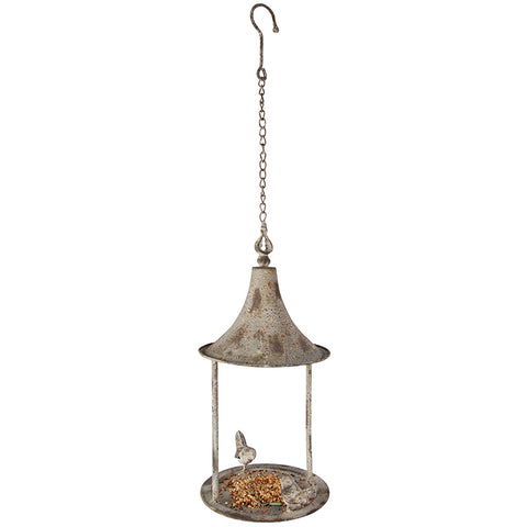 Weathered Fly-Thru Feeder