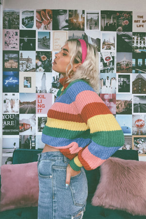 Stacey Oversized Sweater