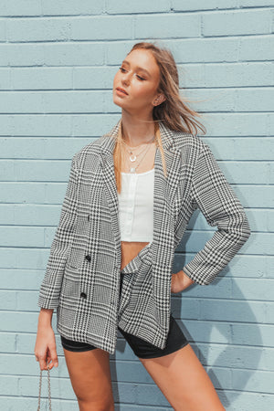 Off Duty Oversized Blazer