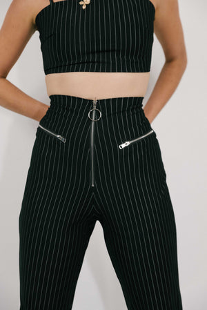 Are You Ready Pinstripe Set