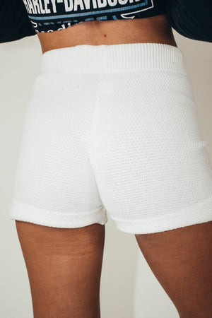 Mykonos Knitted Shorts