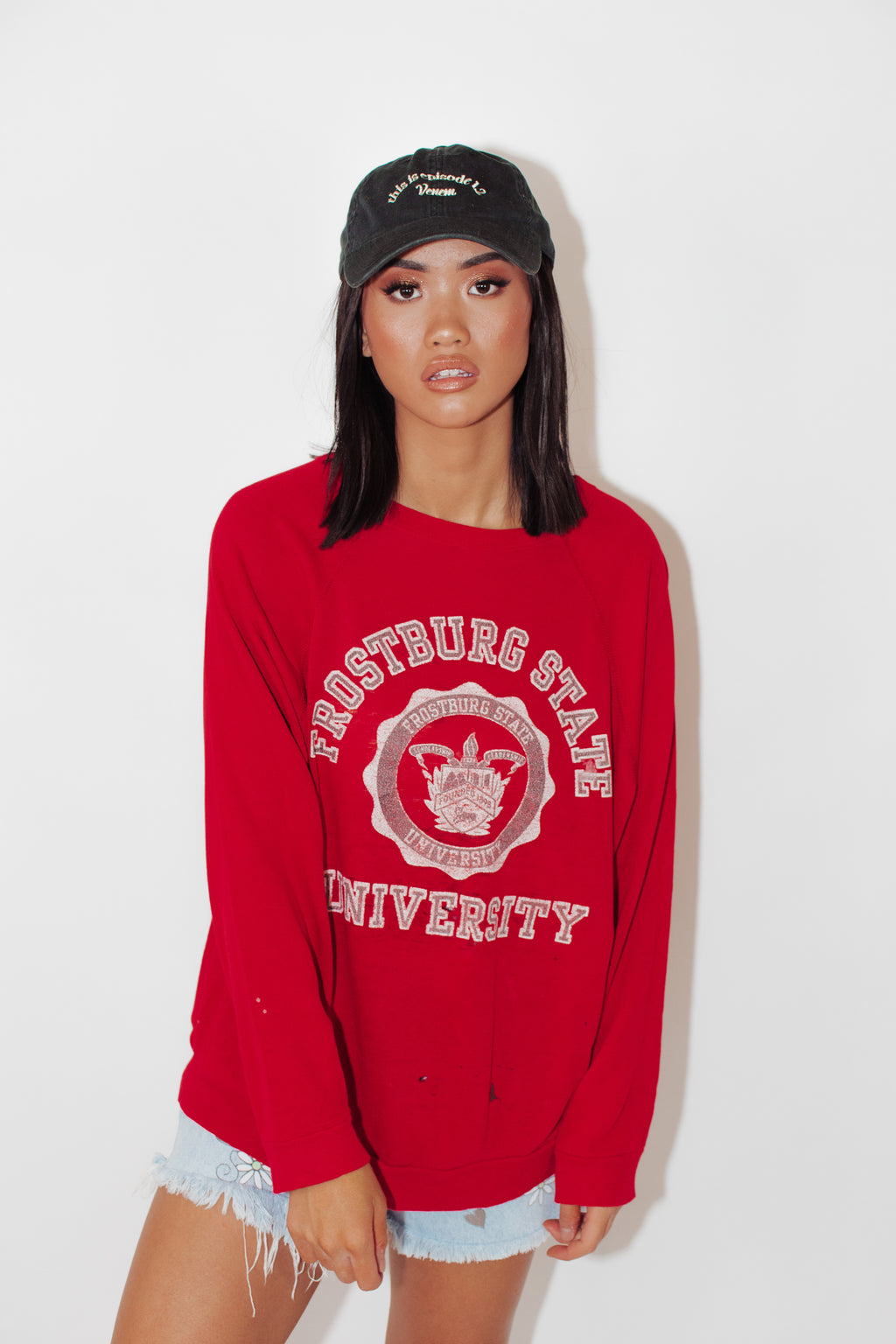 Vintage Sweater || Frostburg State University