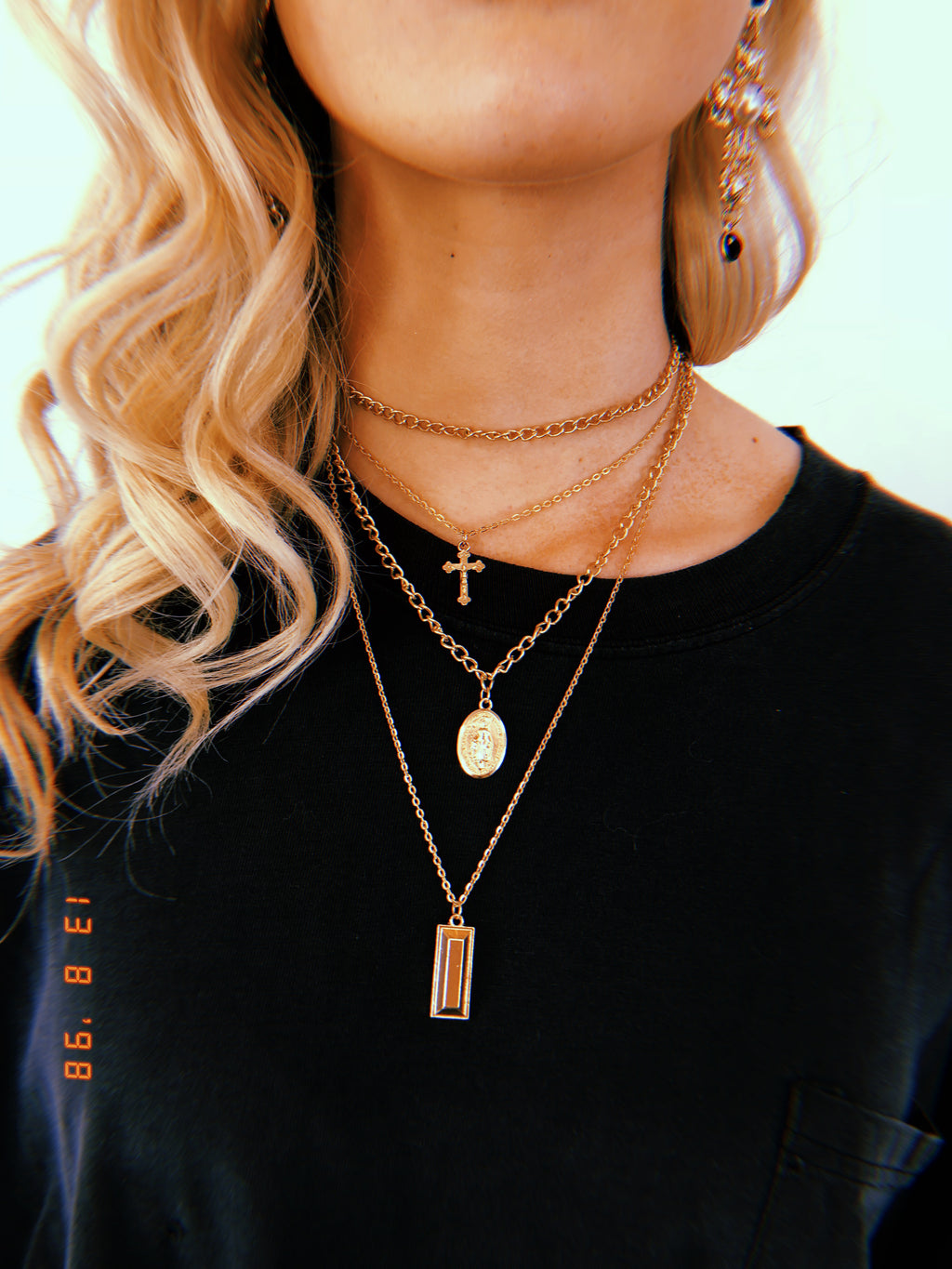 When You're Gone Necklace || Gold