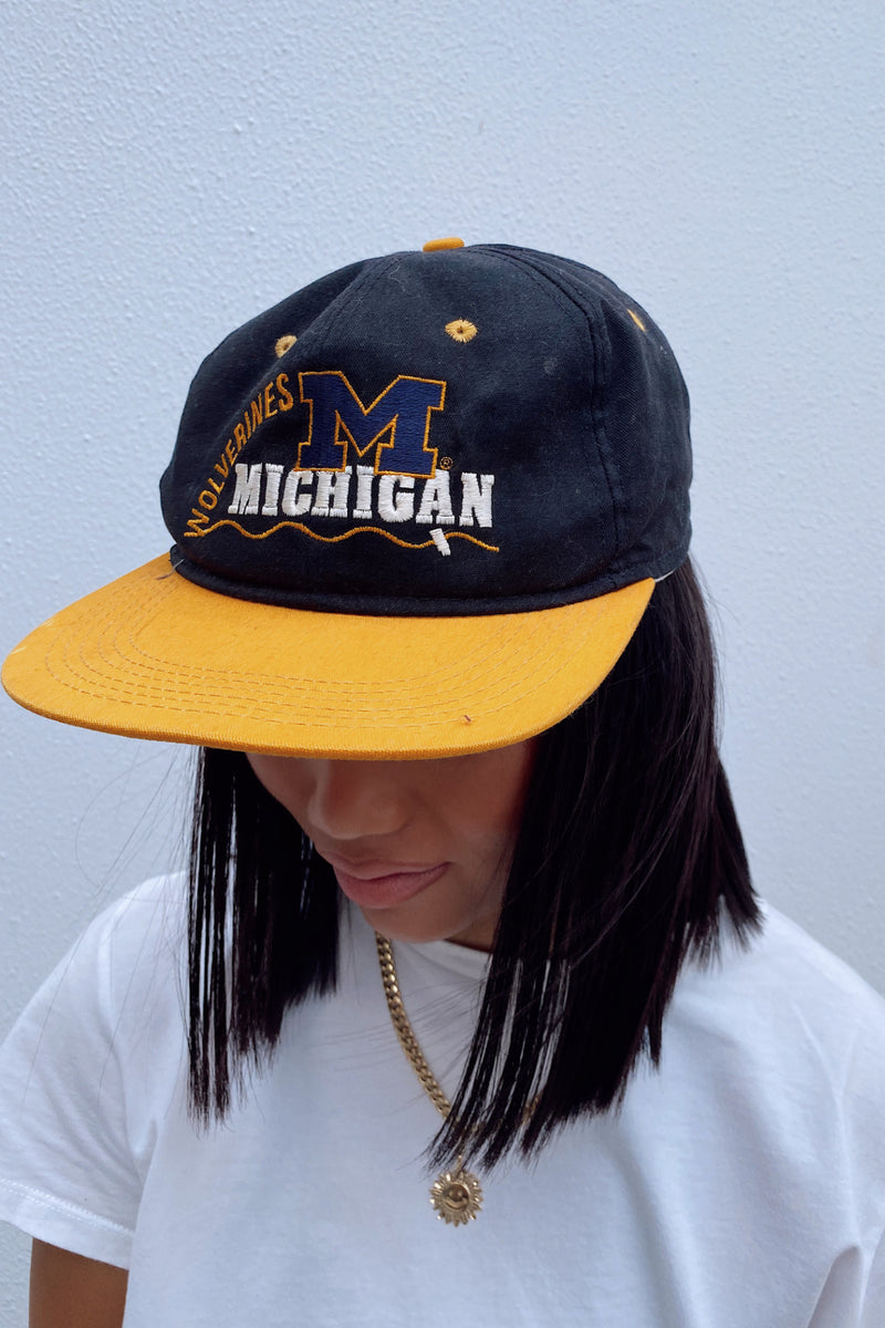 Vintage Hat || Michigan Wolverines