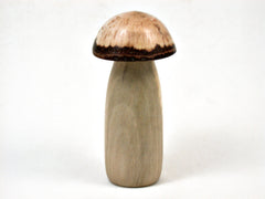 LV-3469 Threaded Wooden Mushroom Box from Holly & Interior  Live Oak